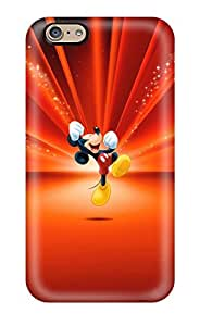Hot Mickey Mouse First Grade Tpu Phone Case For Iphone 6 Case Cover