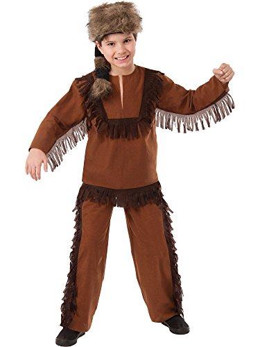 Lewis And Clark Halloween Costumes - Forum Novelties Davy Crockett Child's Costume,