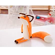 1pcs 60cm The Little Prince Fox Plush Dolls Stuffed Animals Plush Education Toys For Babys Christmas Gifts