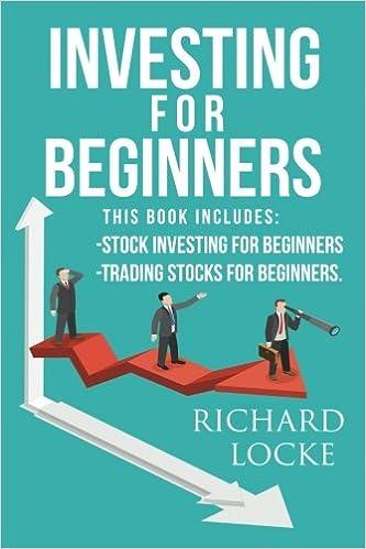 Investing for Beginners: Richard Locke: 9781545098875: Amazon com: Books