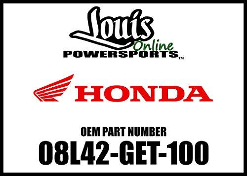 Honda 08L42-GET-100 Rear Carrier - Honda Parts Scooter