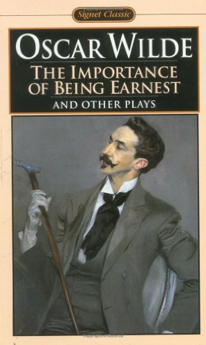 The Importance of Being Earnest and Other Plays: Salome;...