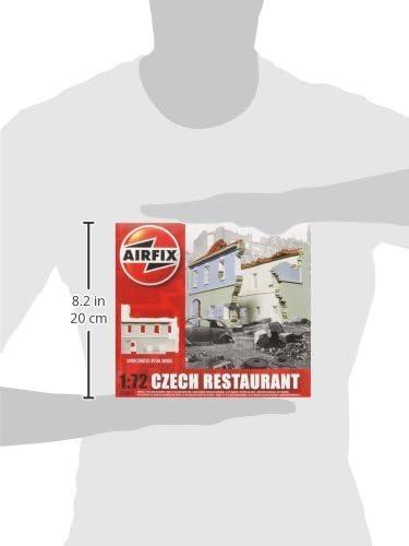 1:72 Hornby A75016 Edificio Czech Restaurant Airfix