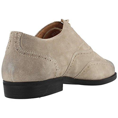 Zapatos de cordones para hombre, color Beige , marca STONEFLY, modelo Zapatos De Cordones Para Hombre STONEFLY BERRY 2 Beige Beige