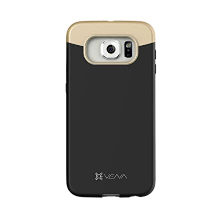 Amazon.com: Samsung Galaxy S6 Funda – Vena [iSlide] Slim Fit ...