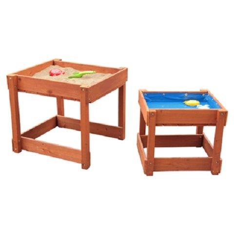 Spieltisch Sand und Wasser,