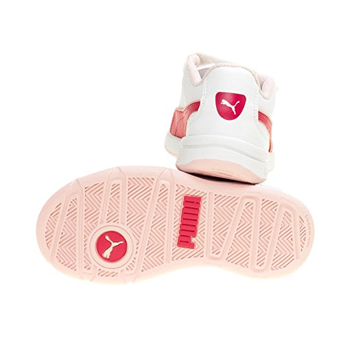 Puma - Stepfleex FS SL V Inf - 18736714 - Color: Blanco-Rosa - Size: 29.0