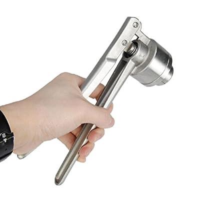 20mm Hand Crimper Hand Sealer vial Capper Crimper tool Stainless Steel
