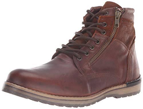 GBX Men's District Ankle Boot tan 13 M US