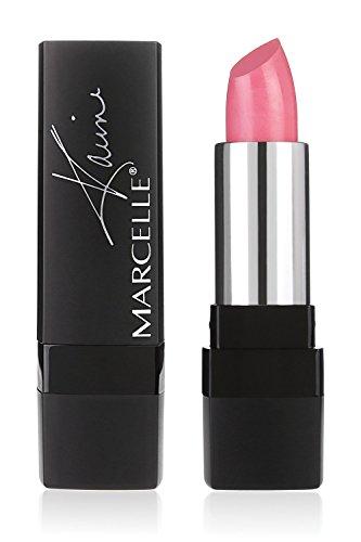 Marcelle Rouge Xpression Velvet Gel Lipstick, Pink Blossom, Hypoallergenic and Fragrance-Free, 0.12 oz