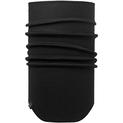 Buff Windproof Neckwarmer,One Size,Black from Buff