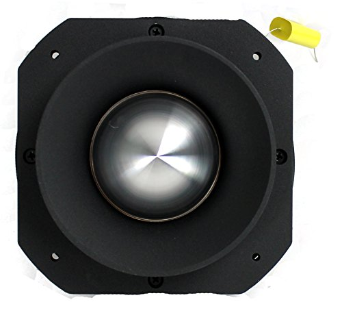4) New Pyramid PRO TW57 3'' 4000W Titanium Car Audio Dome Bullet Super Tweeters by Pyramid (Image #5)