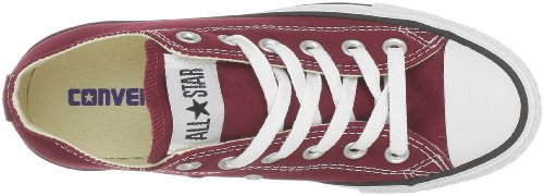 Converse Mens Chuck Taylor All Star Low Shoe Maroon G1w0h8