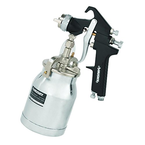 husky siphon feed spray gun - 1