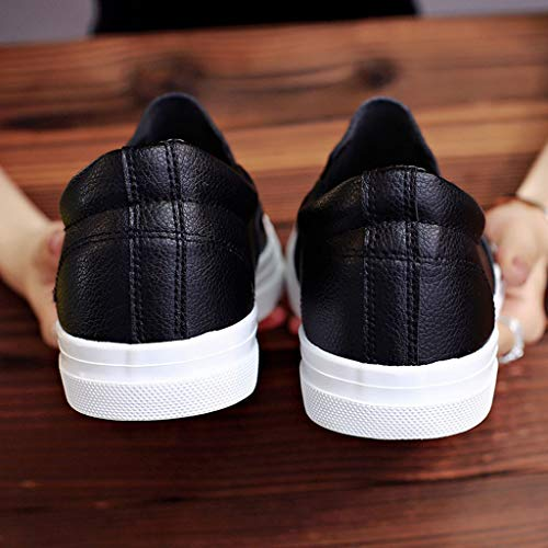 1184c352d43c Gift Ideas! Teresamoon Fashion Men's Slip on Sneakers Solid Flat Casual  Loafers Boat Shoes