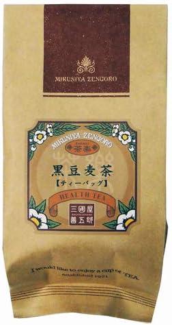 三国屋善五郎 「黒豆麦茶 ティーバッグ」