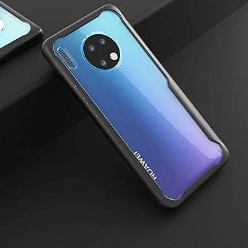 HHF teléfono Accesorios For Huawei Mate 30 Pro, Transparente ...