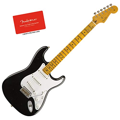 - Fender Limited 30th Anniversary Eric Clapton Stratocaster Guitar w/Fender Play 3