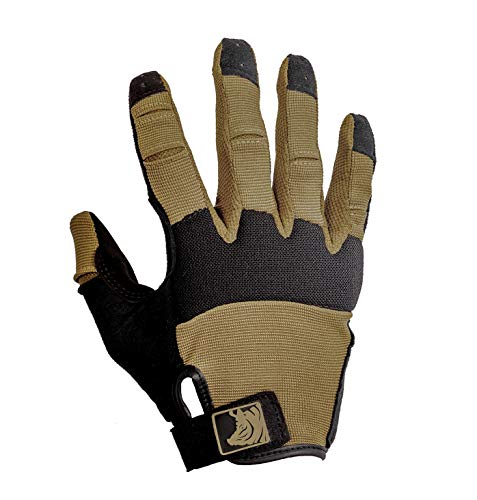 PIG Full Dexterity Tactical (FDT) Alpha Gloves - Coyote - Large