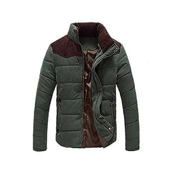 Amazon.com: HANBINGPO 2019 Winter Jacket Men Warm Causal
