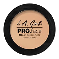 Get a flawless finish with PRO.face Matte Pressed Powder. This long wearing, oil controlling formula can be applied alone for a soft radiant look or over liquid foundation for fuller coverage. Available in 15 mattifying shades.