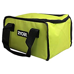 Ryobi 903209066 / 902164002 Soft-Sided Power Tool Bag with Cross X Stitching and Zippered Top (Fits CSB143LZK Circular…