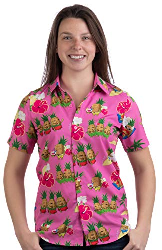 Party Pineapples | Cute, Funny Pink Tropical Floral for sale  Delivered anywhere in USA