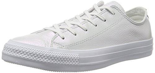 Da Cta Donne Scarpe Dialogare Tennis 100 Adulti Bue bianco Bianche Bianco qfqrXw
