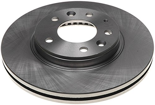 - ACDelco 18A1760A Advantage Non-Coated Front Disc Brake Rotor