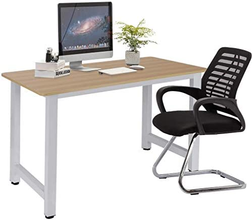 Household Desktop Computer Desk Writing Modern Simple Study Table Industrial Style Laptop