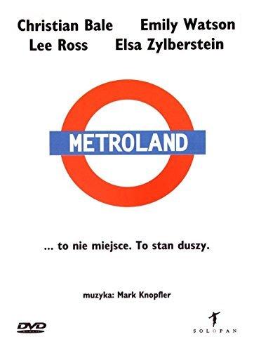 Metroland Dvd By Christian Bale Amazonde Philip Saville Dvd