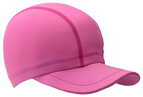 (Swimlids The Original UPF+ 50 Sun, Beach, and Boat Hat.Pink (Medium))
