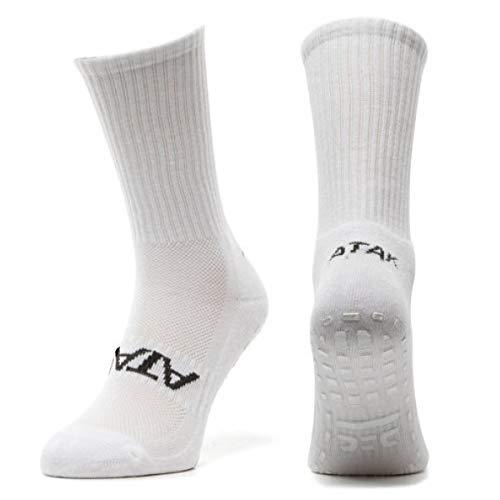 Atak Mens Grip Mid Leg Socks