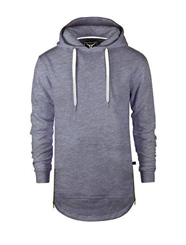 Zipper Long Sleeve Sweatshirts - 5