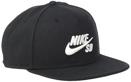 negro Visera SB Icon negro Nike blanco Unisex Pro wXpgU