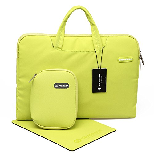 Urcover® Funda 15 Pulgadas para Laptop + Mini Funda + Pad ...