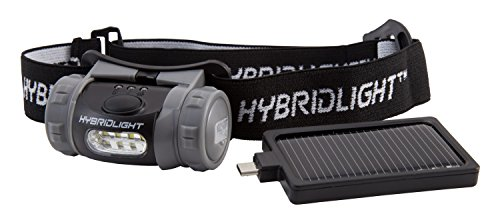 Hybrid Light Solar Flashlight - 9