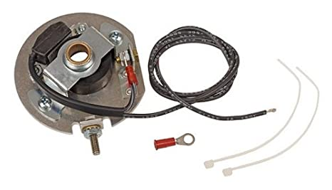 electronic ignition kit ford 2n 2-n 8n 8-n 9n 9-n 12 volt negative ground  amazon.com
