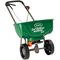 Turf Builder Edgeguard Deluxe Broadcast Spreader by Scotts