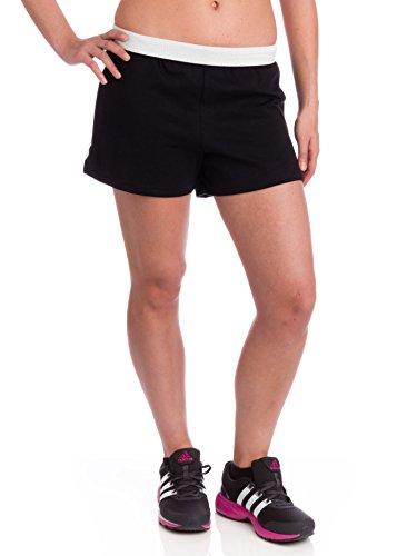 Soffe Juniors Athletic Short, Black, Medium ()