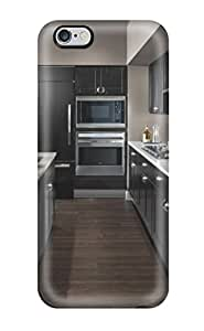 Renee Jo Pinson's Shop Premium Tpu Kitchen With Hidden Refrigerator And Wine Storage Cabinet Cover Skin For Iphone 6 Plus