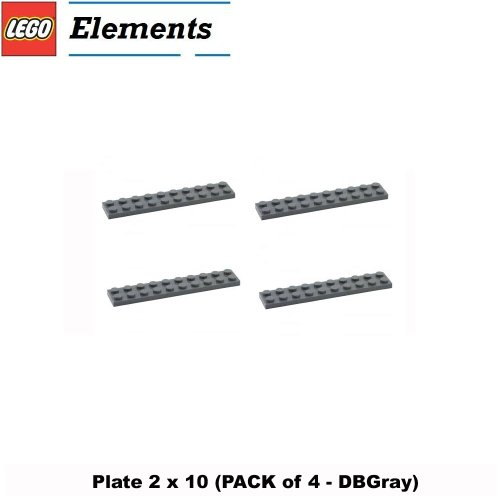 lego 10x10 building plate - 7