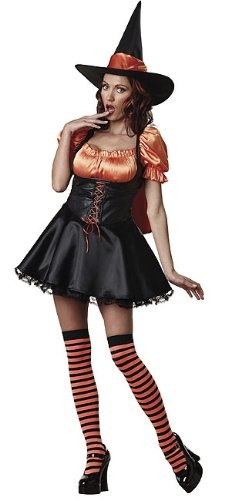 Wicked Wishes – Flirty Collection by InCharacter – Adult Costume – Size XS, Bags Central