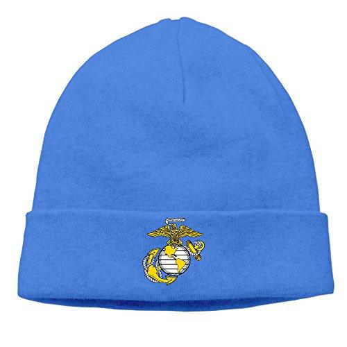 USMC Globe United States Marine Corps Unisex Knit Beanie Hat Fashion Watchcap