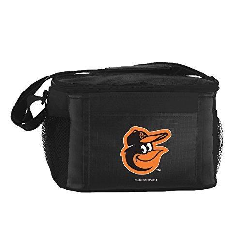 new-mlb-baseball-2014-team-color-logo-6-pack-lunch-bag-cooler-pick-team-baltimore-orioles