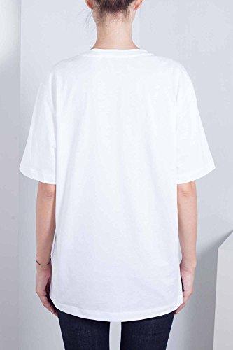 Logo Stampa Oversize T M Donna con Jeans Shirt Grafica Taglia e Calvin Klein USwvTT