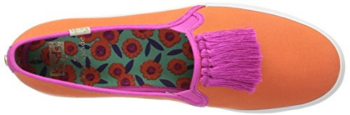 Too new Fashion Sneaker york Tangelo spade kate Decker Women's RqXxxS