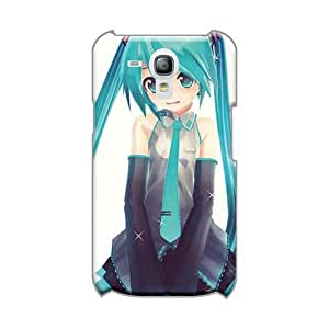 Samsung Galaxy S3 Mini UYm3814Rbld Allow Personal Design Trendy Hatsune Miku Skin Shockproof Hard Phone Covers -LauraFuchs