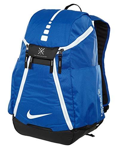 Nike Hoops Elite Max Air Team 2.0 Basketball Backpack Game Royal/Black/White