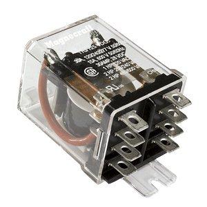 Magnecraft W389DCX-2 Electromechanical Relay 12VDC 100Ohm 30A SPST-NO-DM